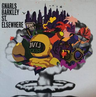 Gnarls Barkley ‎- St. Elsewhere (LP) (G++/G++)